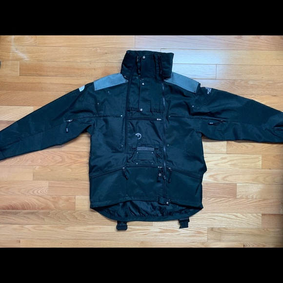 f46852faa The North Face Steep Tech Scot Schmidt Ski Jacket
